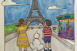 Be an author of children's books