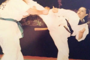 Training and teaching Martial Arts
