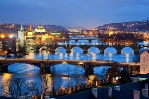 She would love Prague